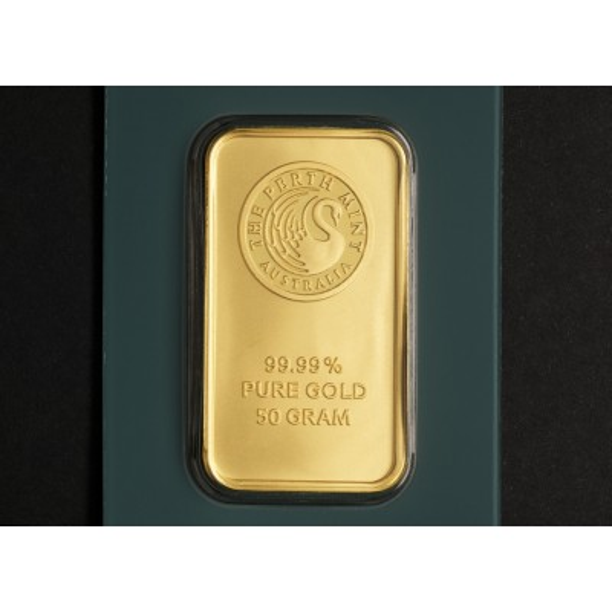 Goud baar 50 gram Perth