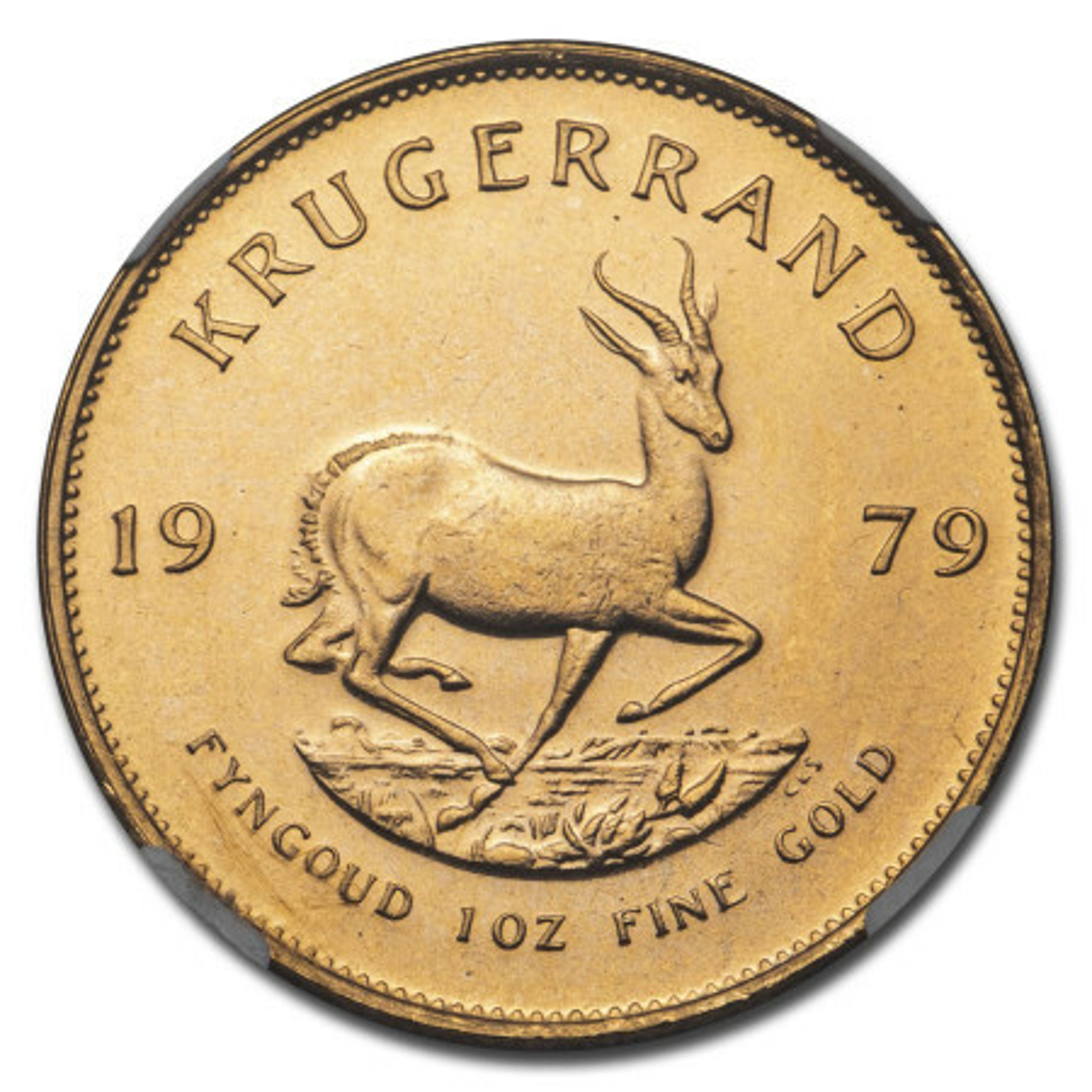 1 Troy ounce gouden munt Krugerrand Proof