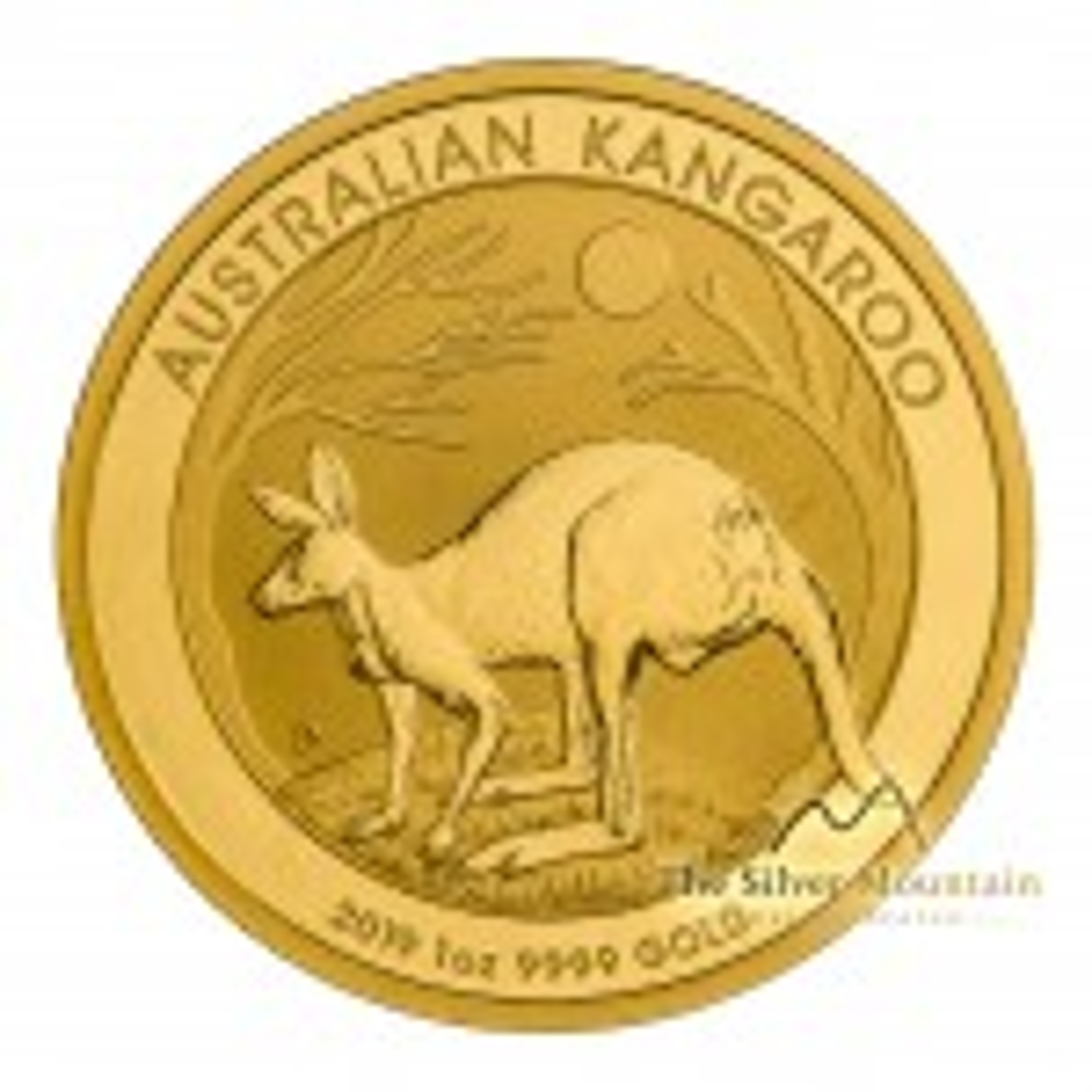 1 Troy ounce gouden munt Kangaroo 2019