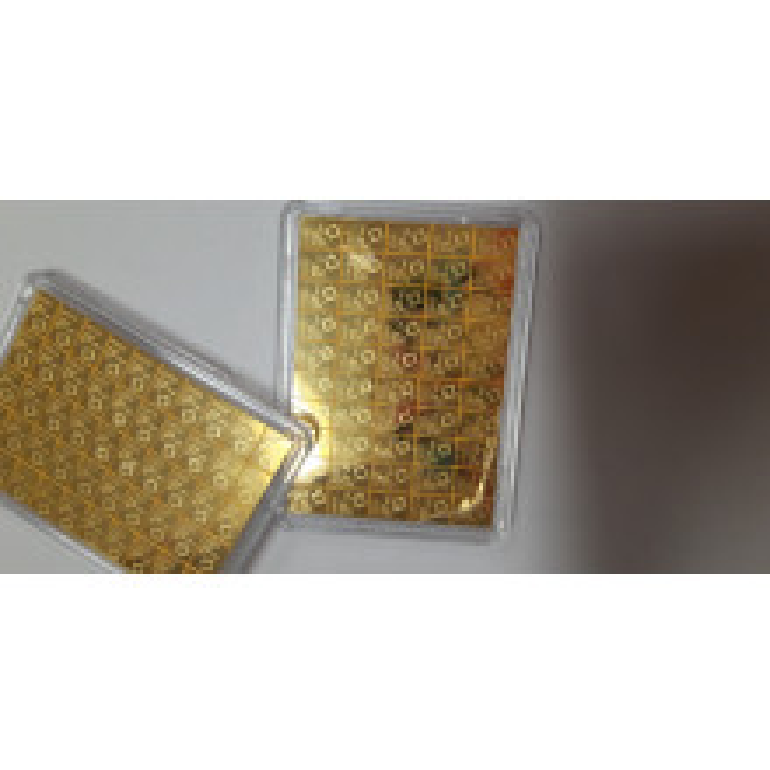 Combibar 50x 1 gram barst in verpakking