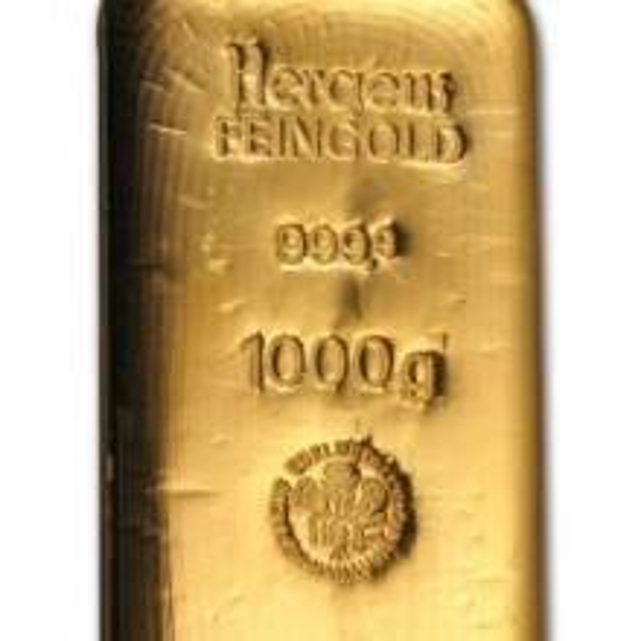 1 Kilo puur goudbaar diverse producenten
