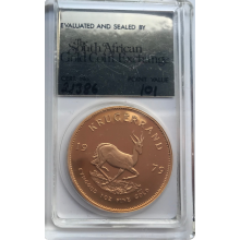 1 Troy ounce gouden munt Krugerrand Proof