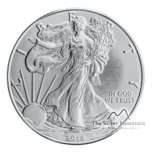 Silver Eagle munt 2021 - 1 troy ounce