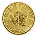 Gouden 1/10 troy ounce Maple Leaf munt 2021