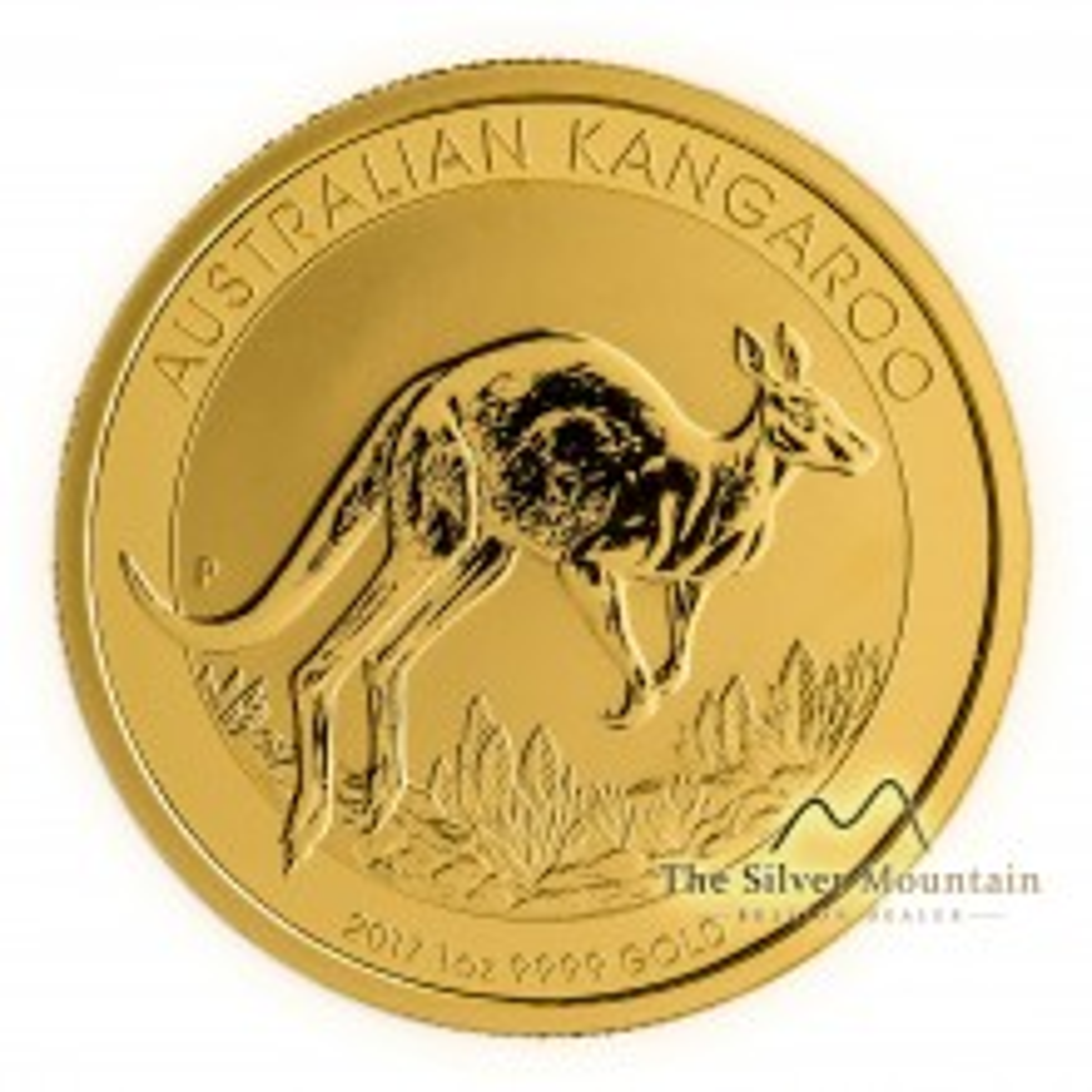 1 troy ounce gouden Kangaroo munt