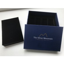 The Silver Mountain Box Small