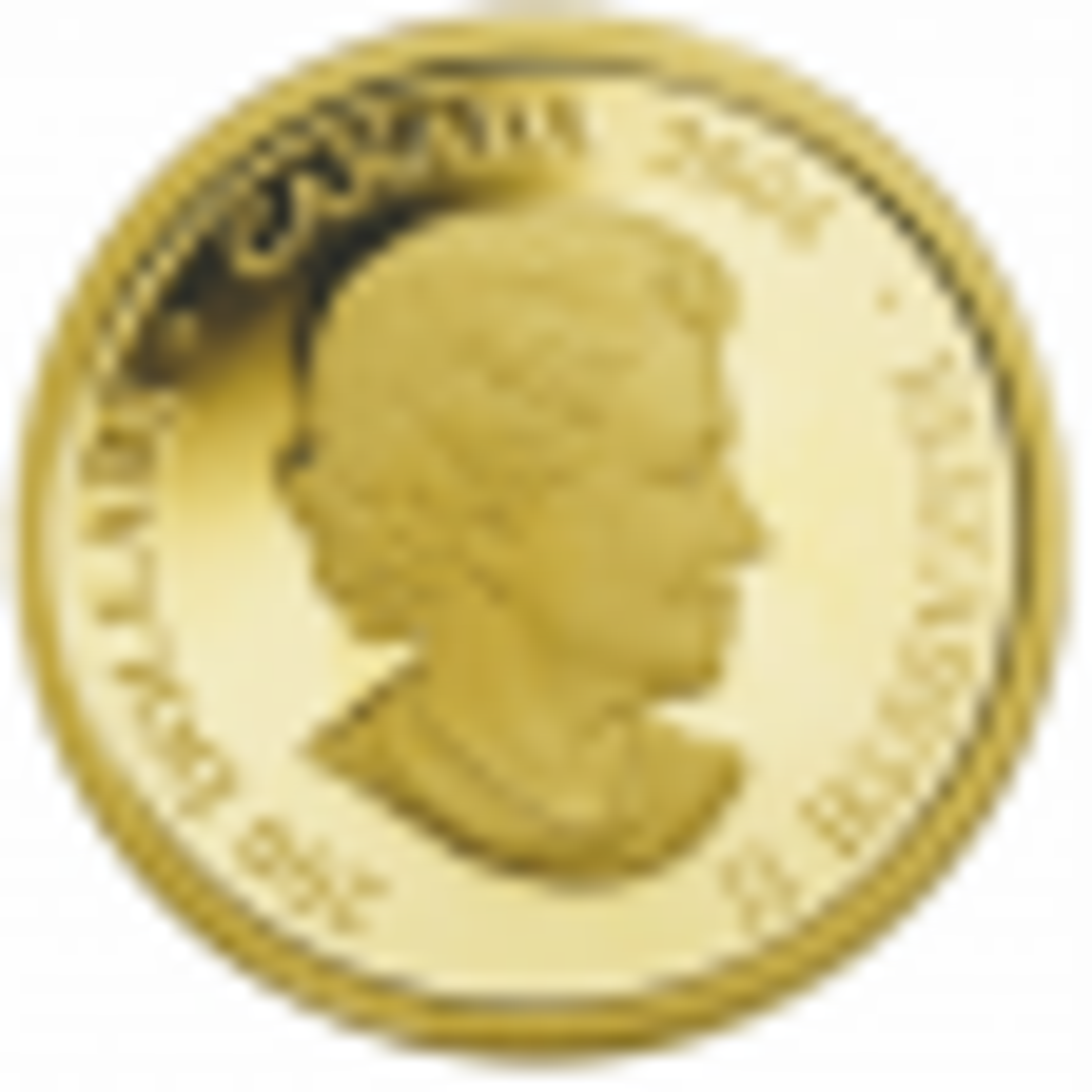 Gouden munt 200 Dollar Canada 2004 - Alfred Pellan achterzijde