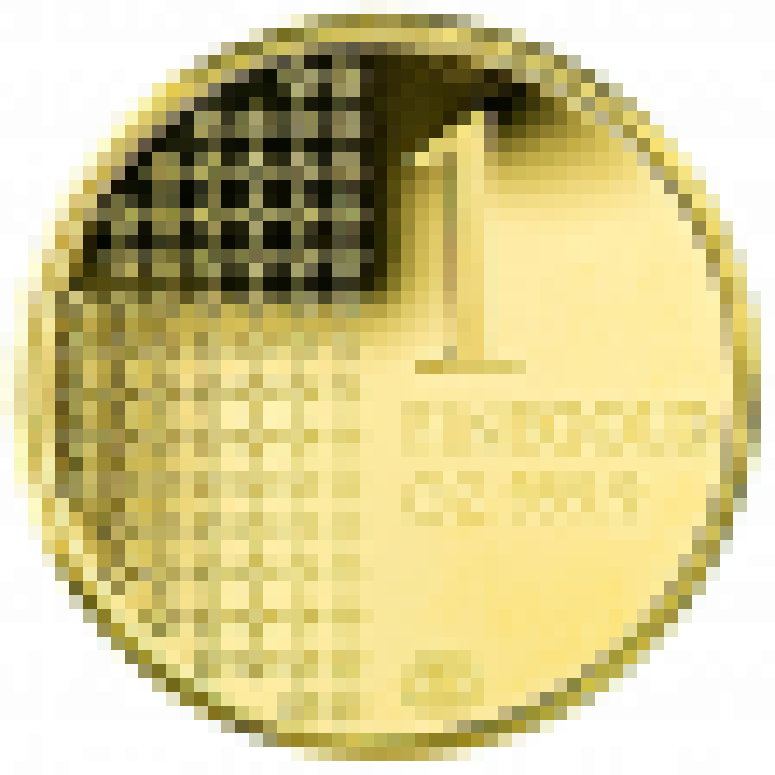 1 Troy ounce gouden munt Helvetia 1 oz fijngoud