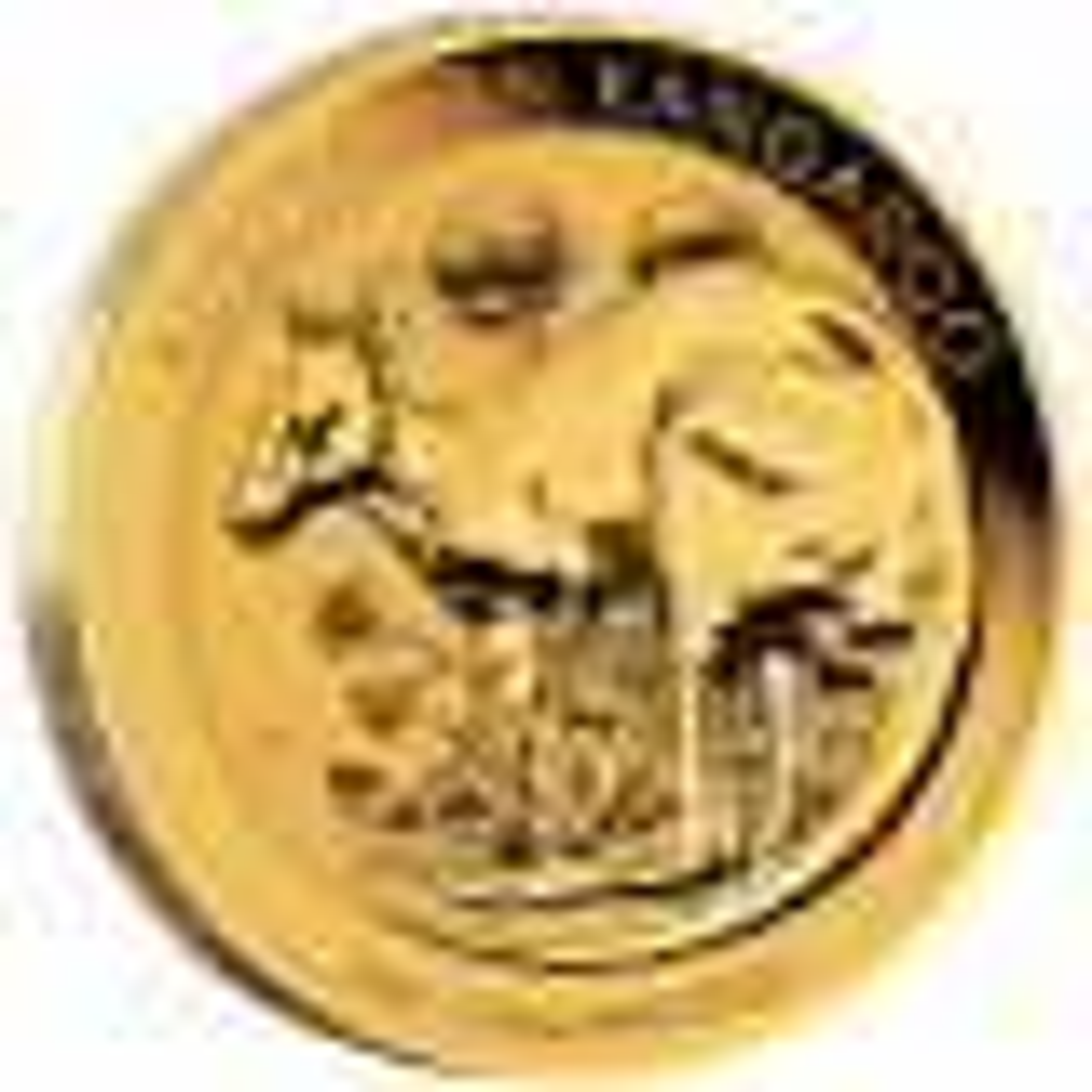 1/10 Troy ounce gouden munt Kangaroo 2021