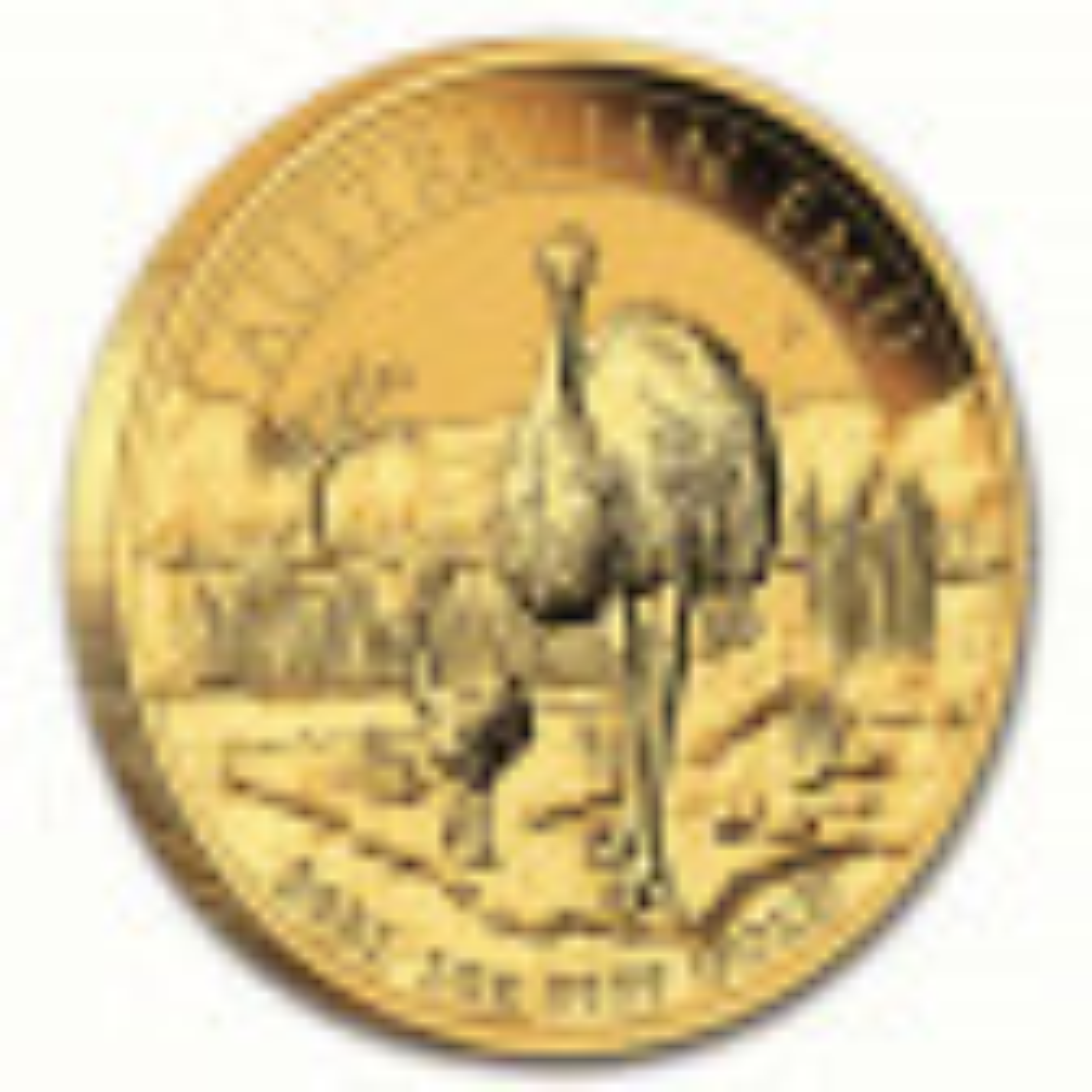 gouden munt Emoe 2021