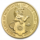 1 Troy ounce gouden munt Queens Beasts White Lion