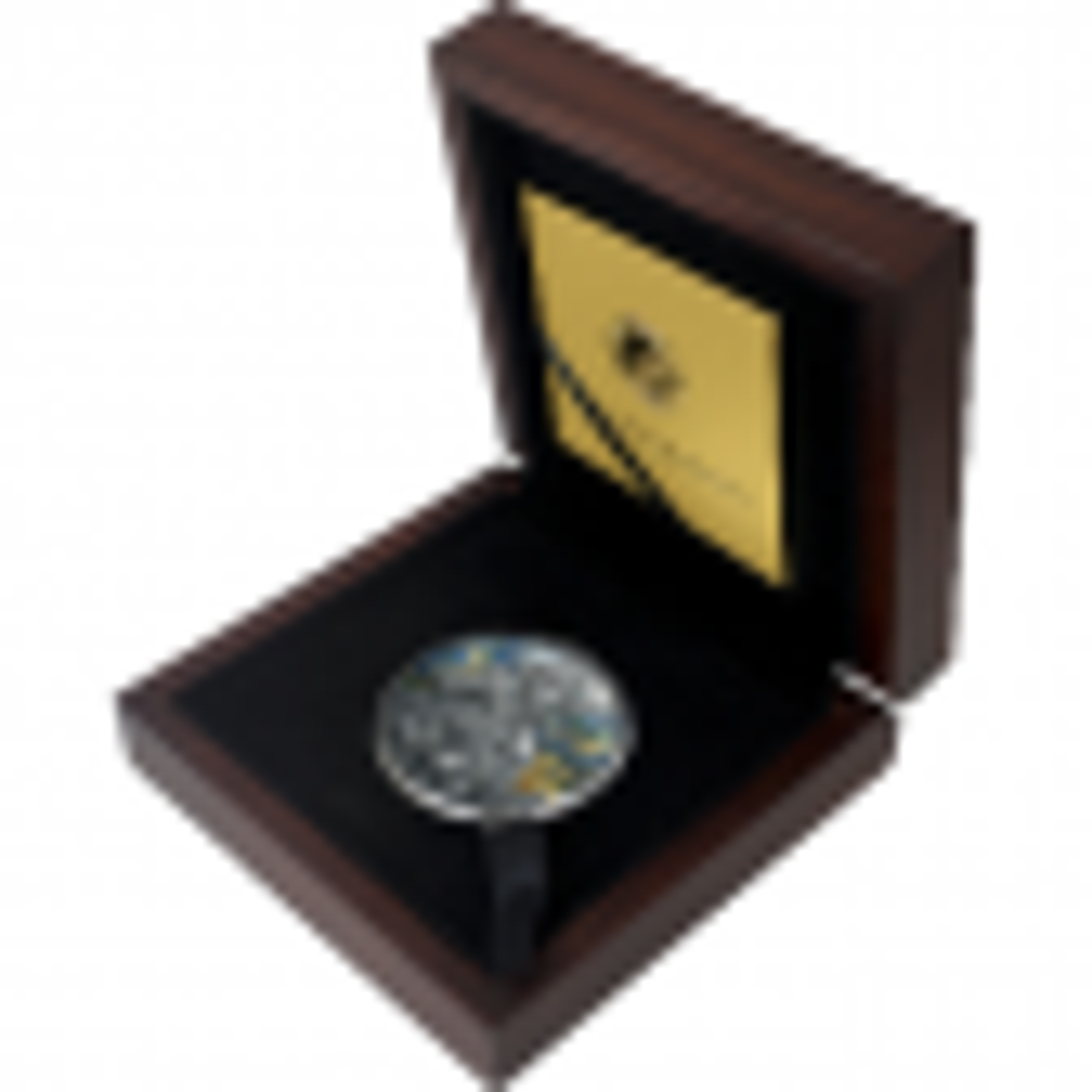 3 troy ounce zilveren munt Zhang Fei 2020