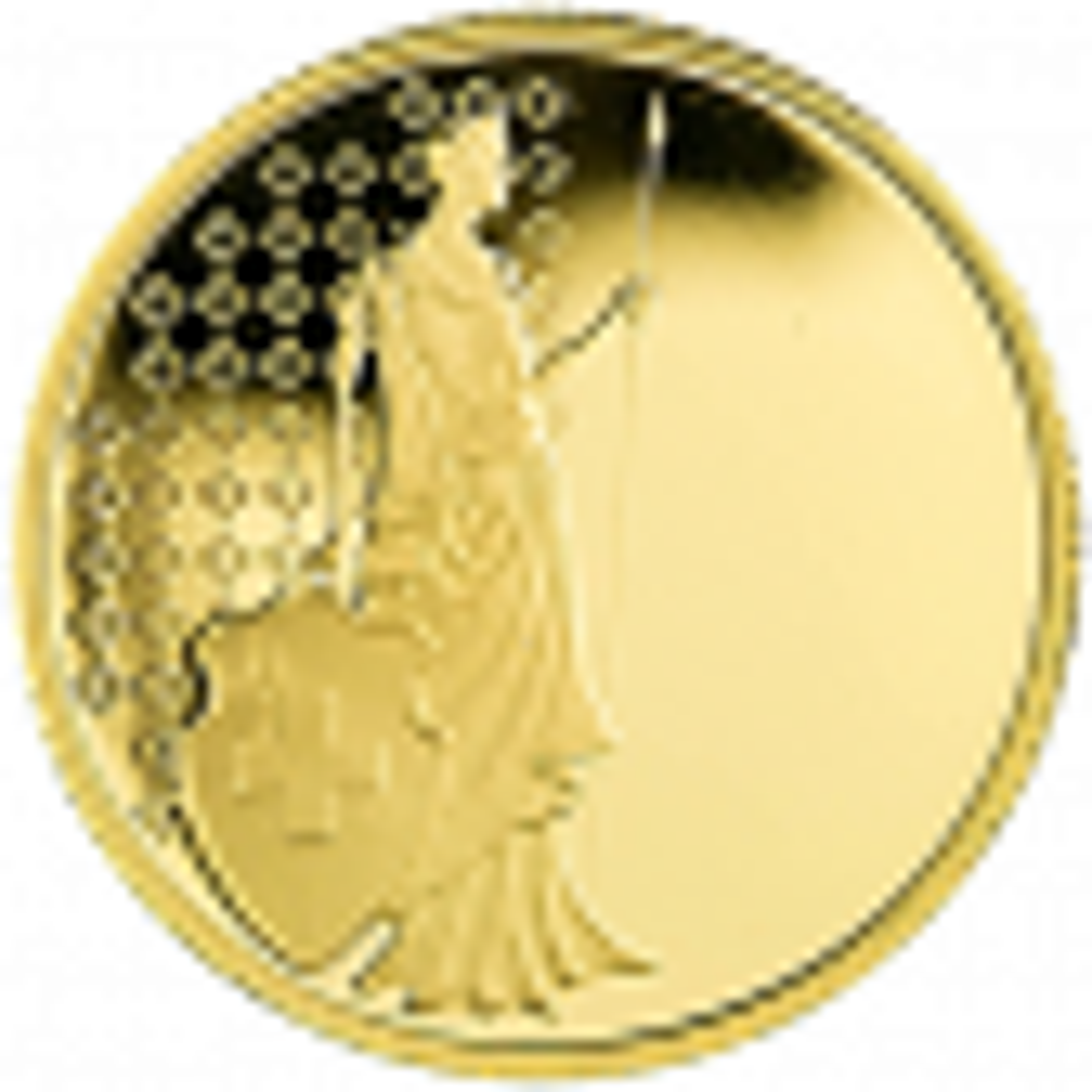 1 Troy ounce gouden munt Helvetia