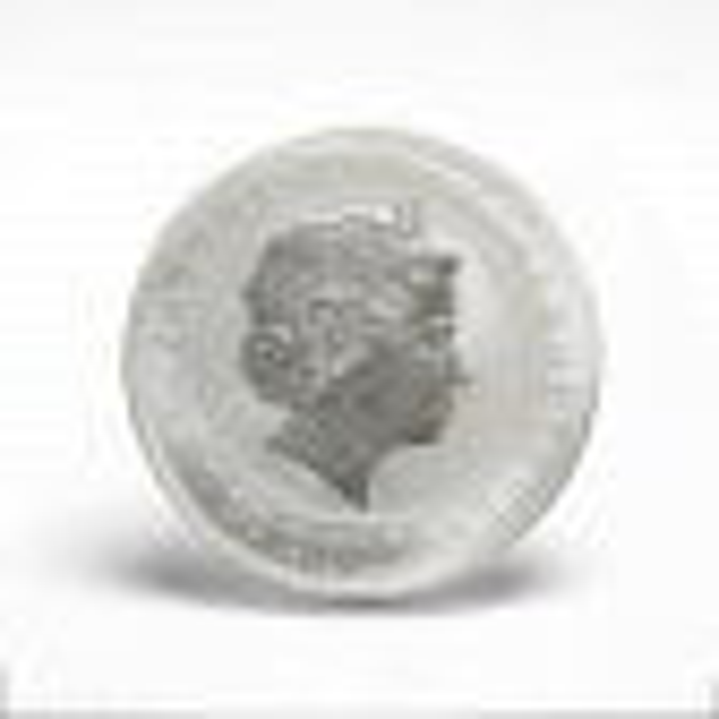 1 kilogram zilveren Koala munt 2016 Queen Elizabeth II