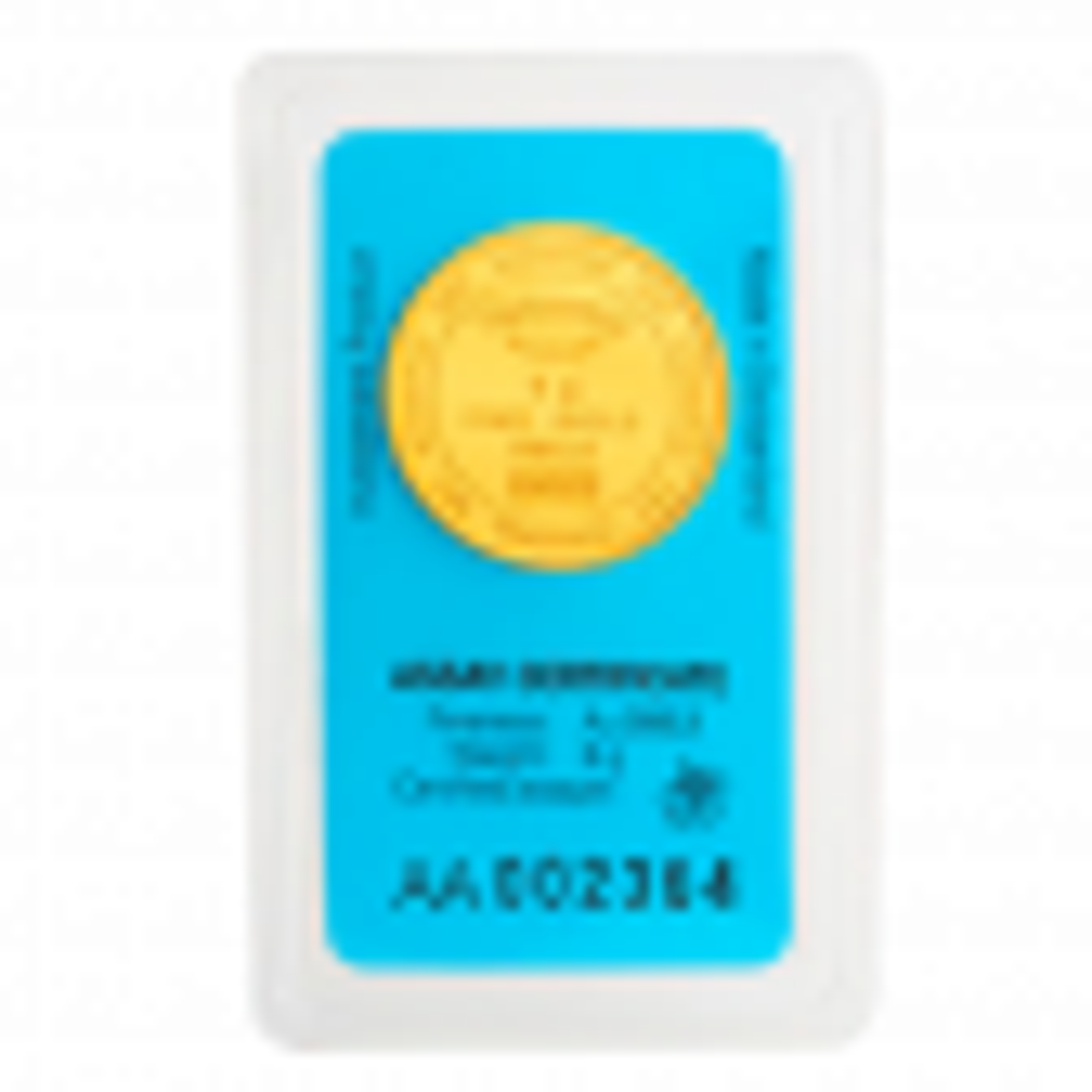 Valcambi gouden munt 8 gram