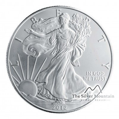 1 troy ounce American Silver Eagle various years