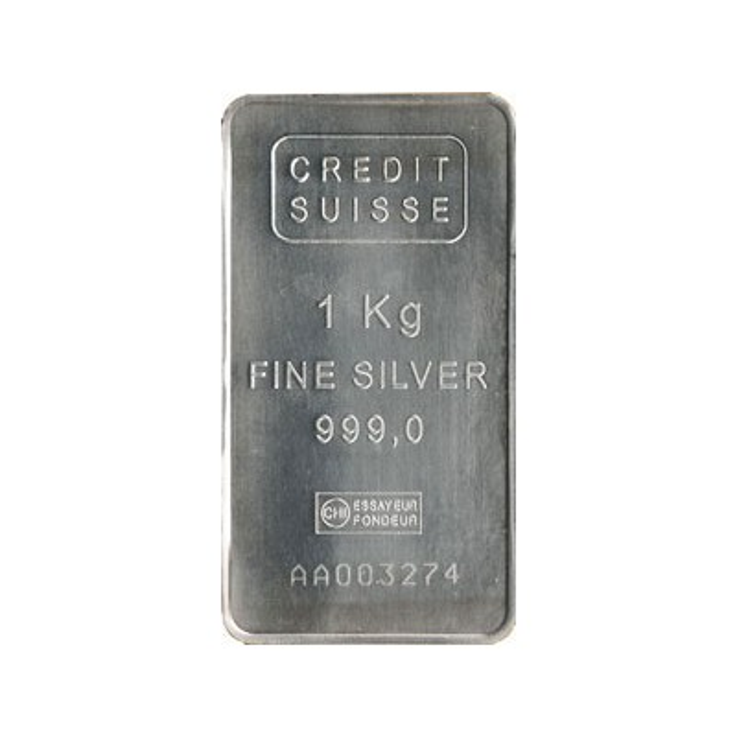 1 kilo silver bar various melters