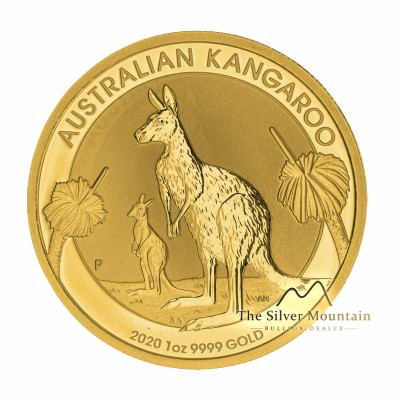 1 Troy ounce gold coin Kangaroo 2020