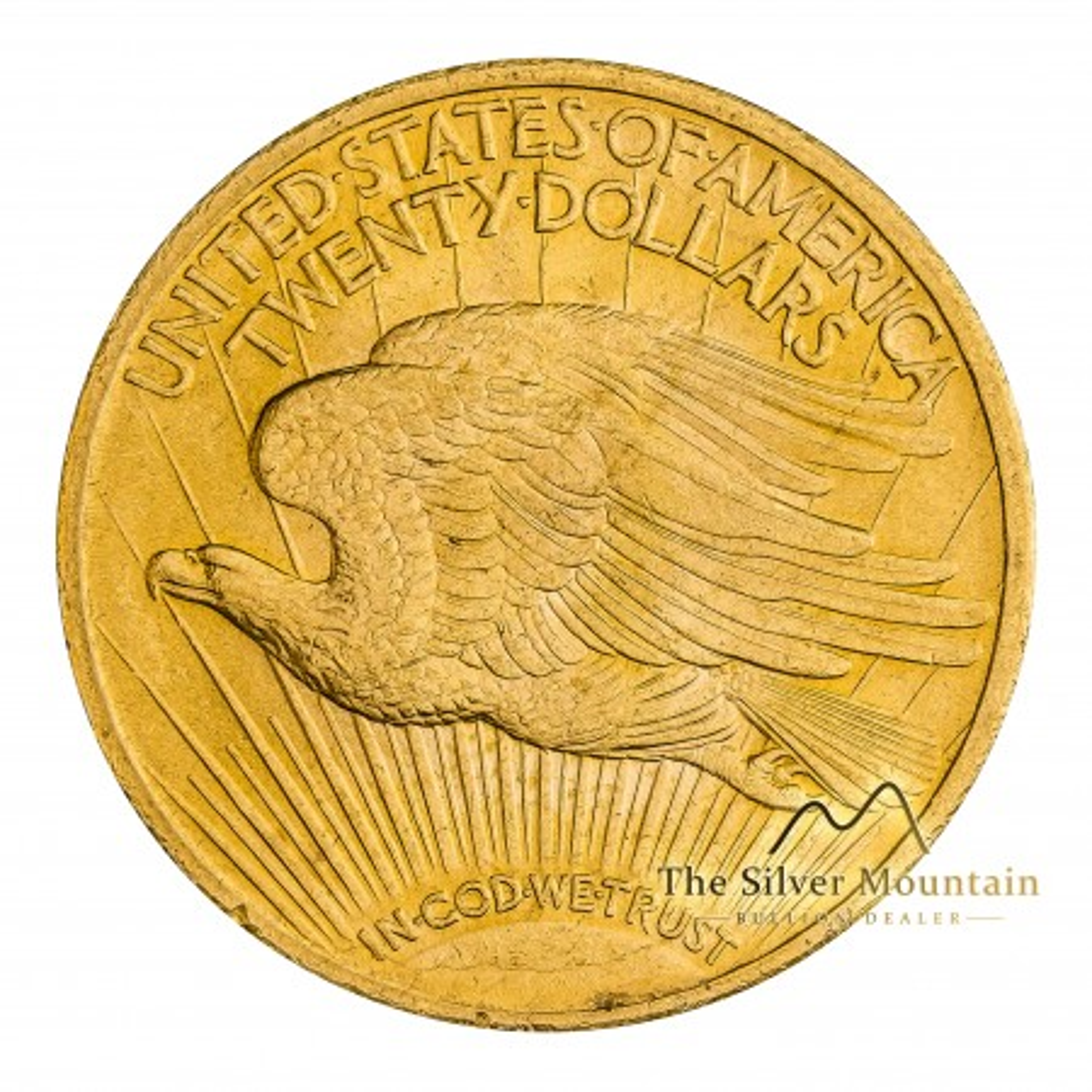 $20 gouden munt Double Eagle (St. Gaudens)