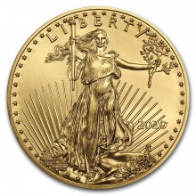 Gold Eagle 1/2 troy ounce coin 2020
