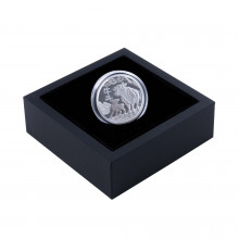 1/2 troy ounce silver coin Lunar 2021 Proof