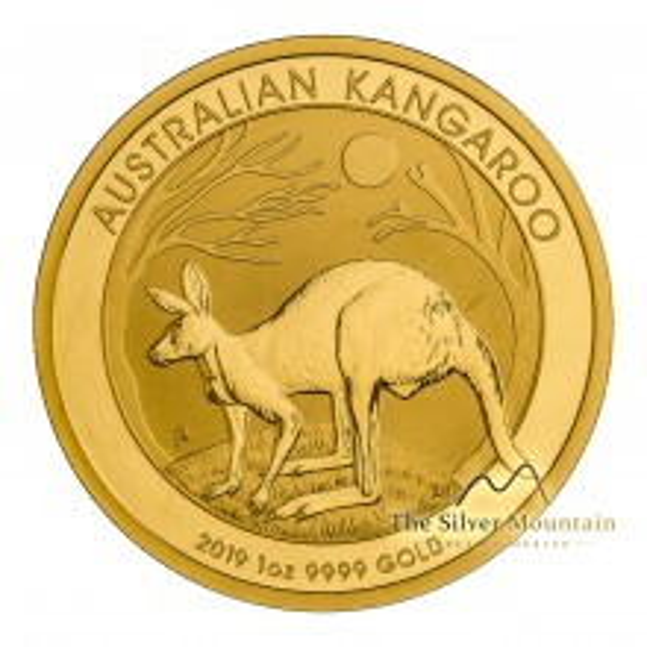 1 troy ounce gold Kangaroo 2019