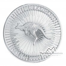 1 Troy ounce silver Kangaroo coin 2019 or 2020