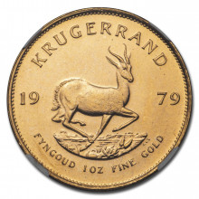 1 Troy ounce gold coin Krugerrand Proof