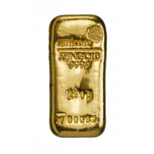 250 Grams gold bar Umicore