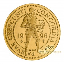 Double Golden Ducat Golden Coin