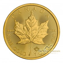 1 troy ounce Gold Maple Leaf