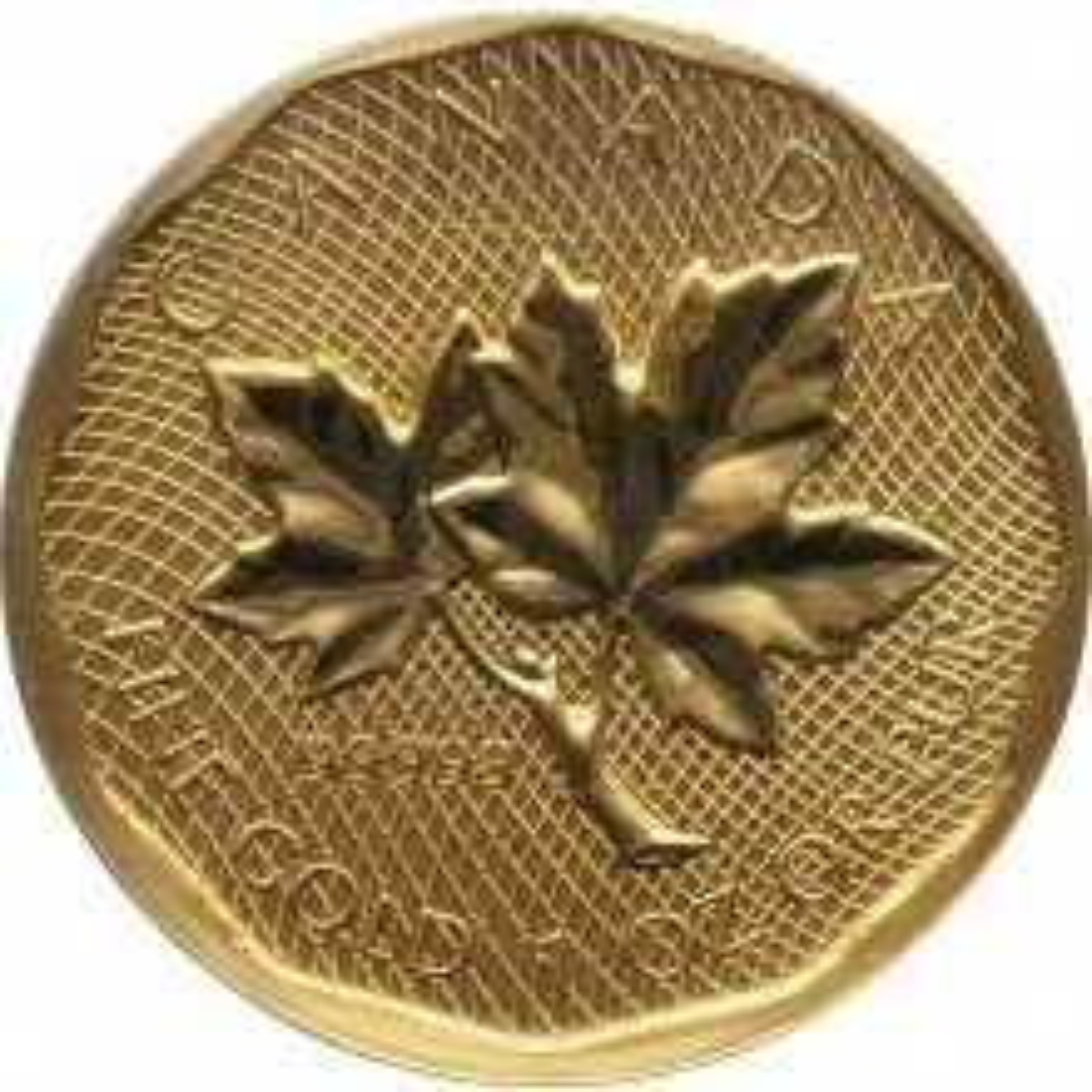 1 Troy ounce gouden munt 200 Dollar 2008