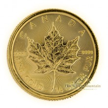 1/4 Troy ounce gold coin Maple Leaf 2019