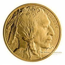 1 troy ounce gold American Buffalo 2021