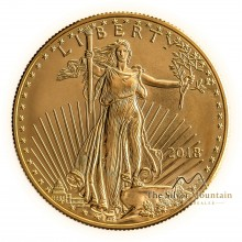1 troy ounce American Gold Eagle 2020