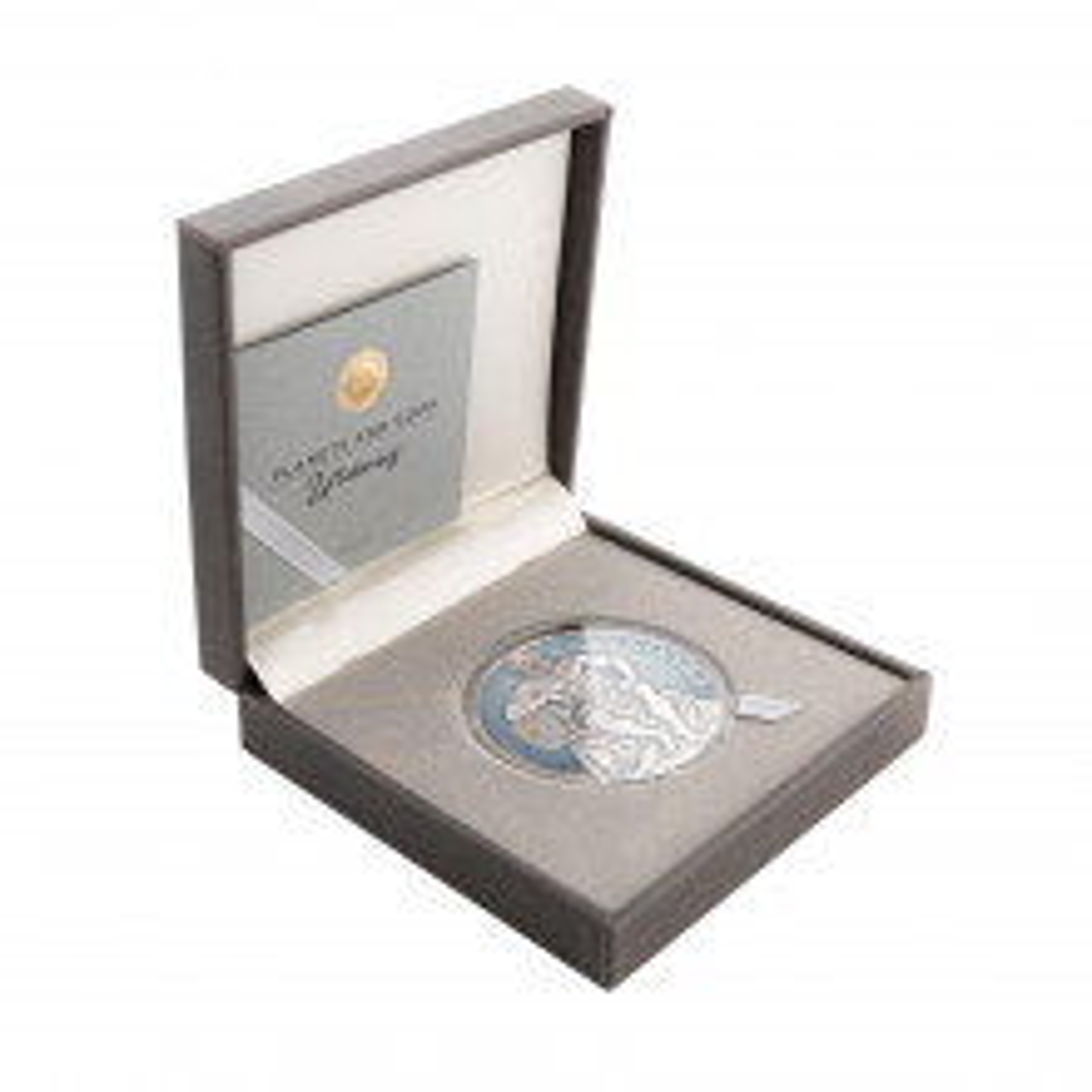 3 troy ounce silver coin Cameroon - Uranus 2020