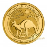 Gold 1/10 troy ounce golden Kangaroo coin 20198