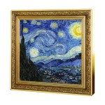 1 Troy ounce silver coin Starry Night Vincent van Gogh