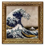 1 Troy ounce silver coin The Great Wave of Kanagawa Proof 2020