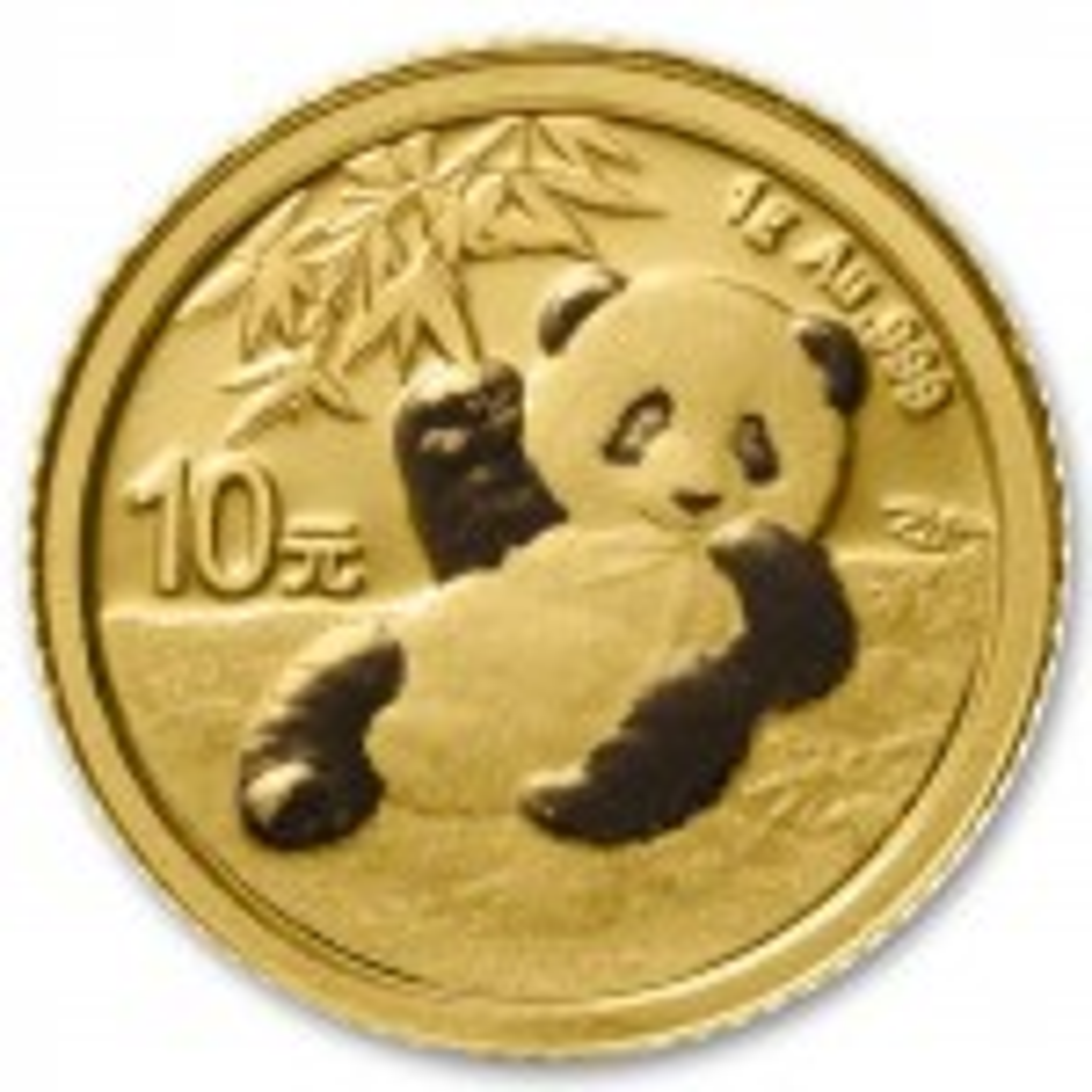 1 Gram gold coin Panda 2020