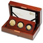 3-Coin gold Britannia Proof set 2020