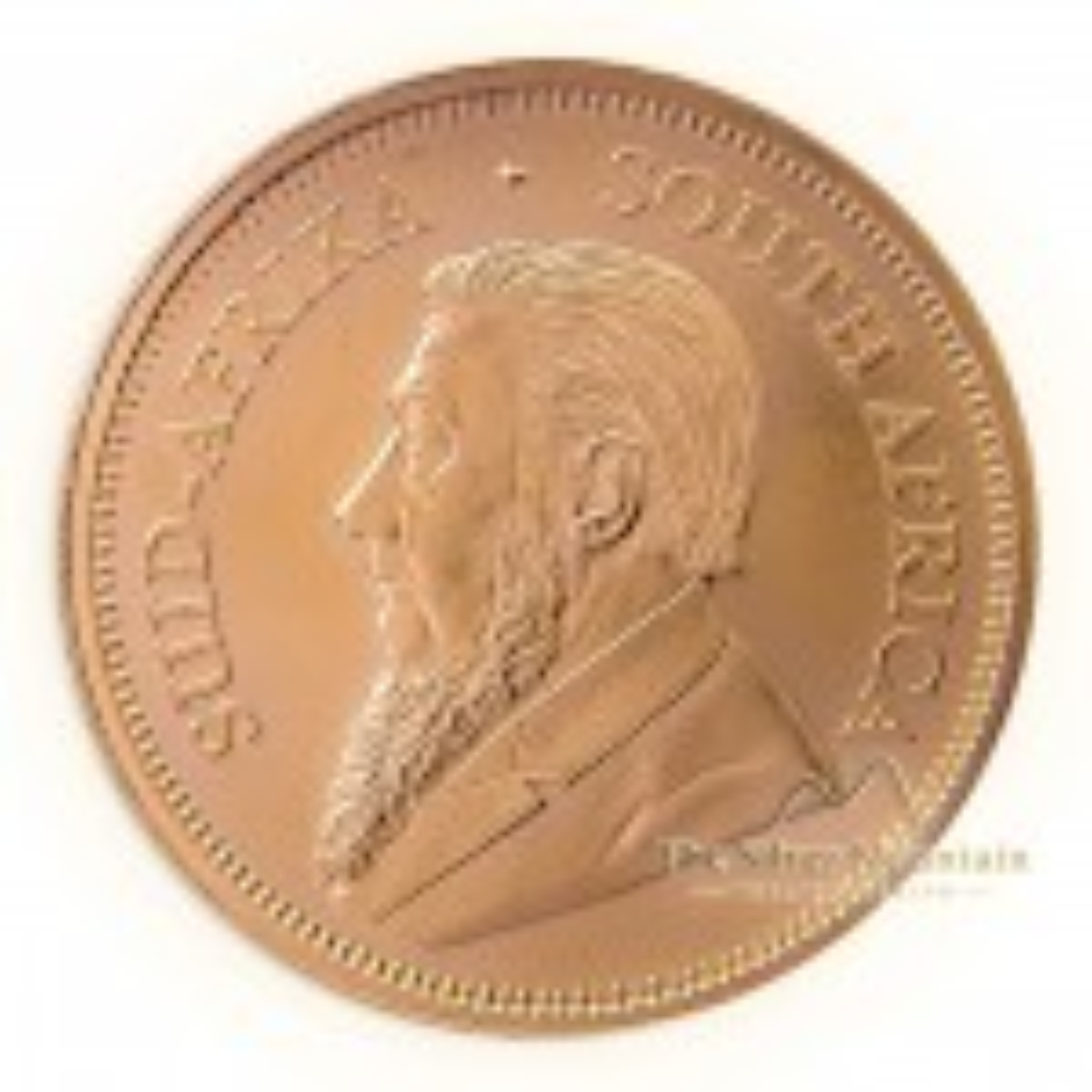 1 troy ounce gold Krugerrand coin 2020