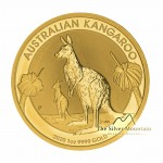 1 troy ounce gold Kangaroo 2020