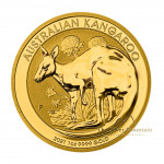 1 Troy ounce golden coin Kangaroo 2021