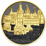 1 Troy ounce silver coin Golden Ring - Wiener Neustadt 2019