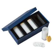 The Silver Mountain Box for 100 silver Maple Leaf coins