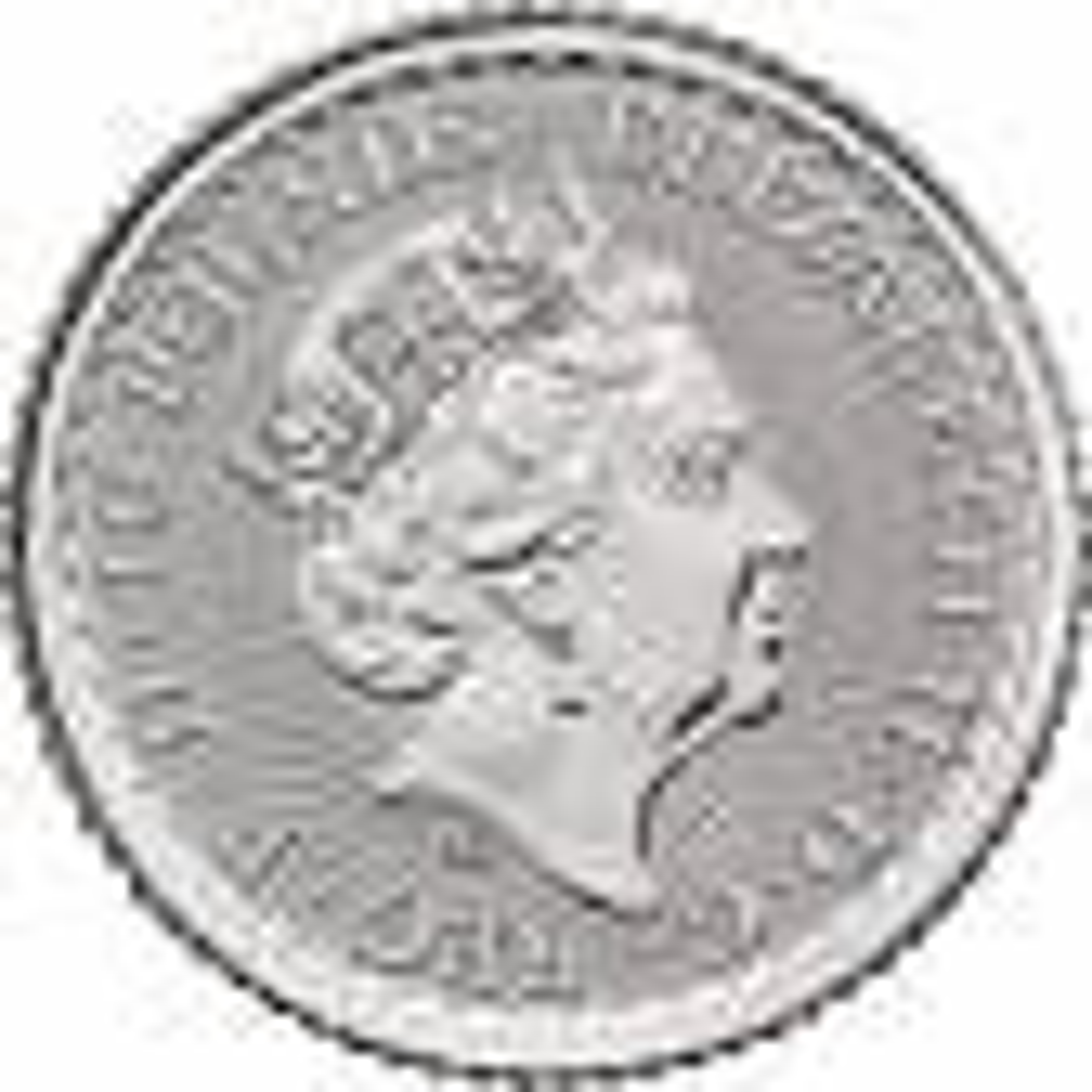 1/10 Troy ounce platina munt Britannia 2020 Queen Elizabeth II