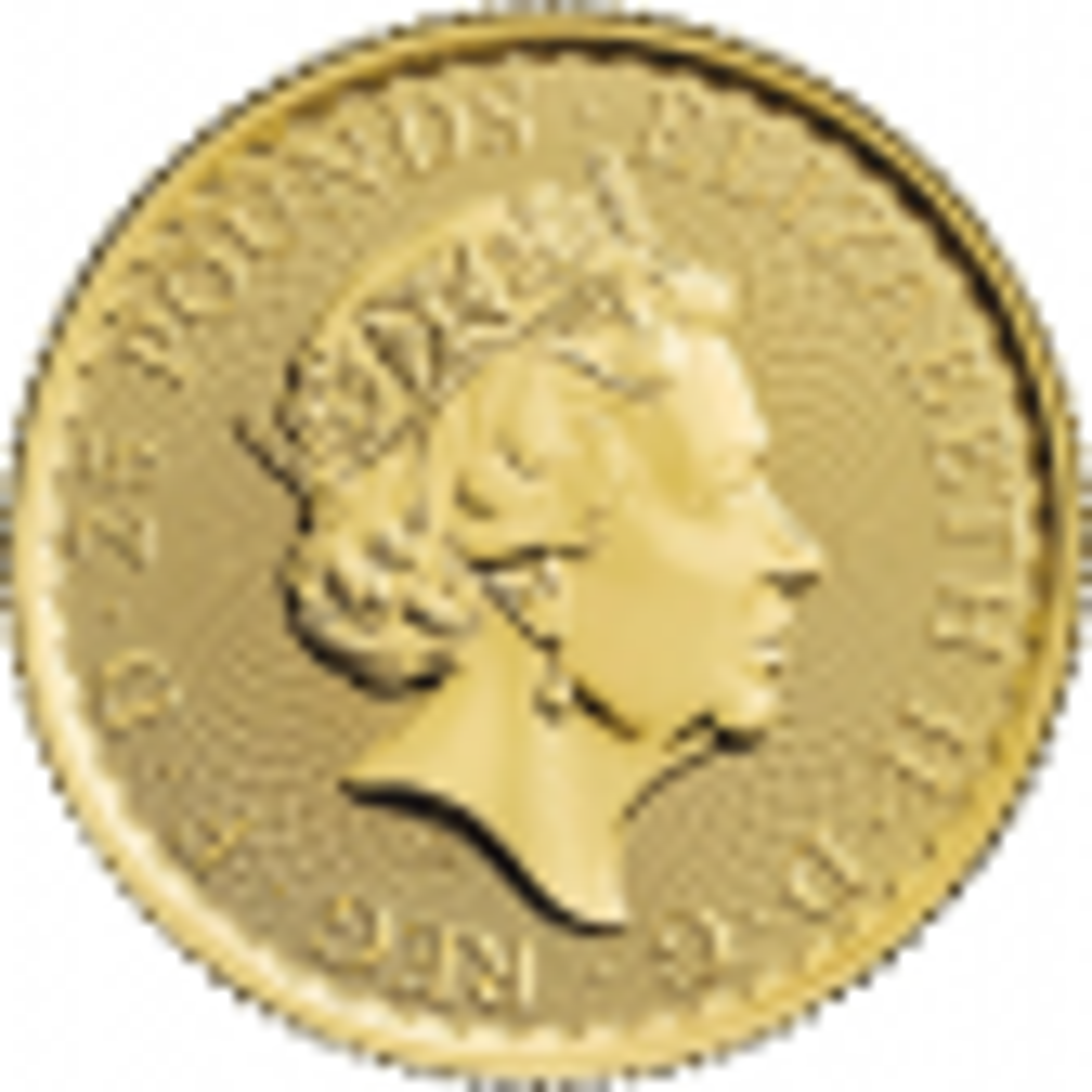 1/4 oz gold Britannia coin 2021
