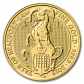1/4 Troy ounce gold coin Queens Beasts Yale of Beaufort 2019