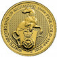 1 Troy ounce gold coin Queens Beasts White Greyhound 2021